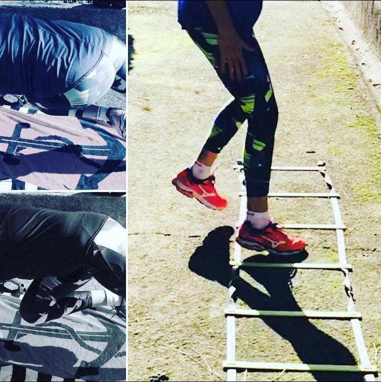 Exercice sportif suite à une blessure